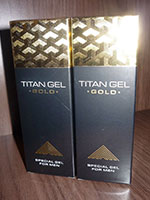 titan gel gold test